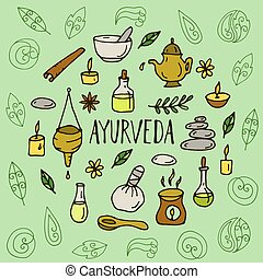 Ayurveda healthcare and treatment