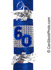 60th Cracker - A shot of a 60th Birthday or Anniversary...