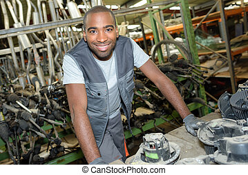 the automotive mechanic assembler