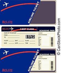 Flight Tickets to Belize