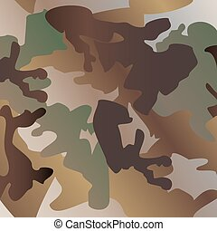 Camouflage pattern background  clothing print, repeatable camo g