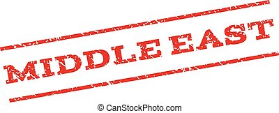 Middle East Watermark Stamp - Middle East watermark stamp....