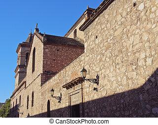 Jesuit Block in Cordoba - Argentina, Cordoba, Manzana...