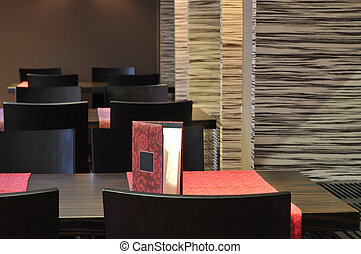 caffee restaurant - coffee restaurant indoor with luxury...