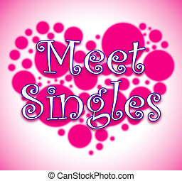 Meet Singles Showing Met Togetherness And Adoration - Meet...