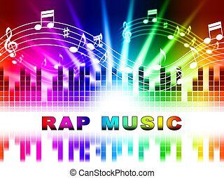 Rap Music Means Spitting Bars And Acoustics - Rap Music...
