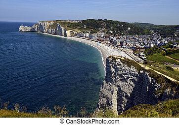 francia, Normandía