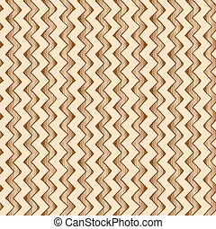 zigzag parallel lines - vintage seamless pattern of zigzag...