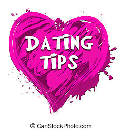 Dating Tips Representing Relationship Advice 3d Illustration...