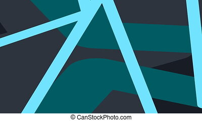 Fast moving random chaotic lines abstract template HD...