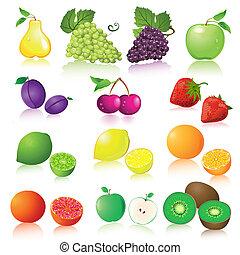 水果, 集合