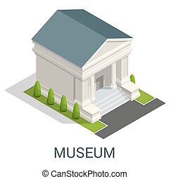 Cultural history city center museum exhibits galleries. -...