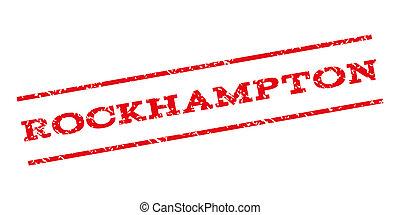 Rockhampton Watermark Stamp - Rockhampton watermark stamp....