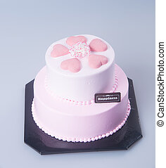 cake for valentino day or ice cream cake. - cake for...