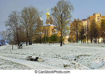 Church of the Intercession Holy Virgin, - Church of the...