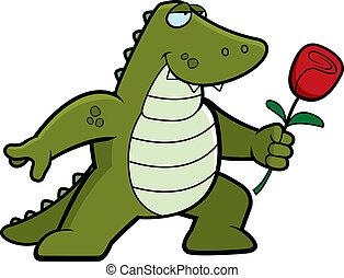 Alligator Flower