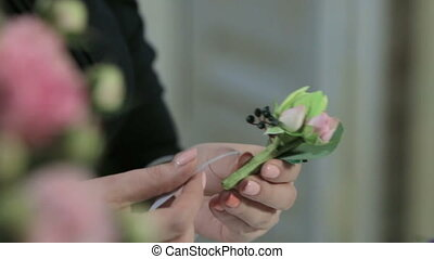 Preparation is to making to the bouquet