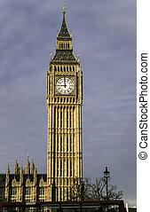 London Big Bang - A day in London near the Big Bang