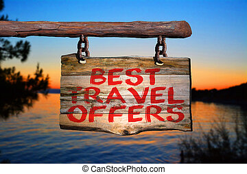Best travel offers
