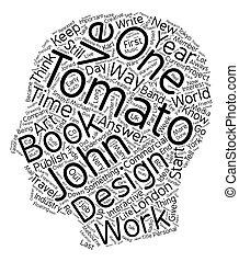 John Warwicker Co Founder of Tomato Design Company text...