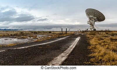 Road to Radio Telescope