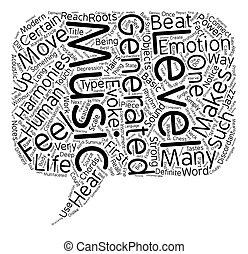 Music The Source The Life Force text background wordcloud...