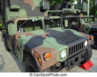重い, 義務, トラック, 軍隊