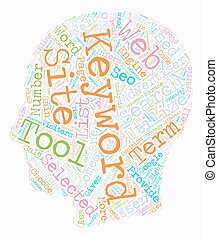 OGSEO Keyword Selector Tools and SEO text background...