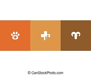 veterinary care symbols