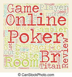 online poker room reviews 1 text background wordcloud...