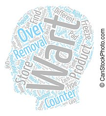 Over the Counter Wart Removal Products 1 text background...