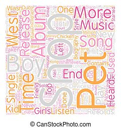 Pet Shop Boys Biography And Top Songs text background...