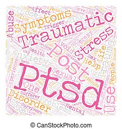 Post Traumatic Stress Disorder Rape and Sexual Abuse text...