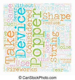 Postmodernism And Architecture text background wordcloud...