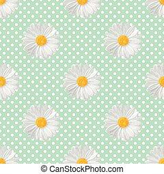 daisy background