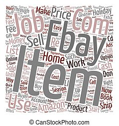 Quick Holiday Cash Online text background wordcloud concept