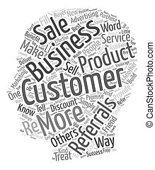 Referrals Build Profits The Best Kind Of Customer Is A...