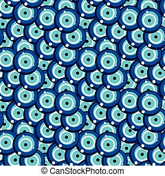 evil eye background