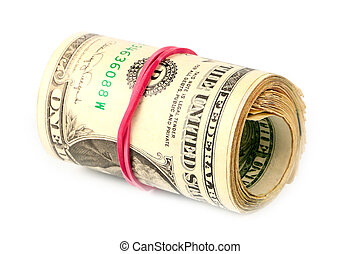 paper money dollars - rolled and related paper money dollars...