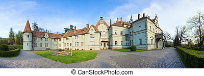 Hunting Lodge (palace) of Shenborn - Hunting castle of Count...