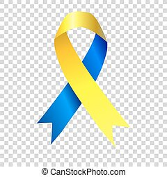 Vector illustration of World Down Syndrome Day.Vector...