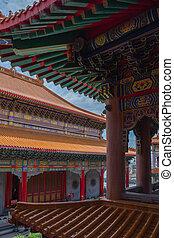 Wat Boromracha Kanchanapisek Anusorn (Leng Noei Yi 2) is a...