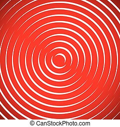 Concentric rings, circles pattern. Circles background...