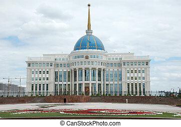 Main residence of the President of Kazakhstan