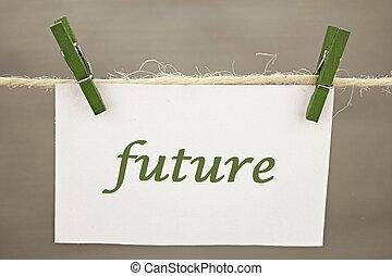 Note inscription Future