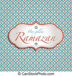ramazan cintemani pattern