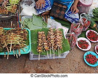 Rural streetfood.
