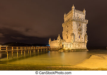 Belem Tower - Lisbon, Portugal