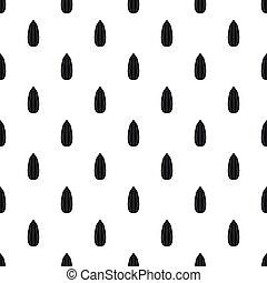 Zucchini pattern, simple style - Zucchini pattern. Simple...