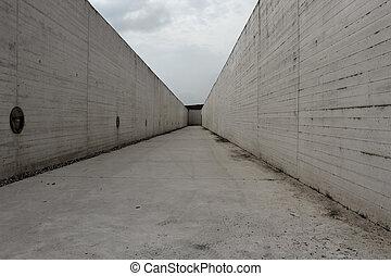 long mystery aisle